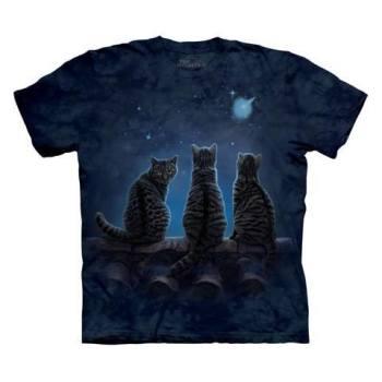 Wish upon a star large tshirt