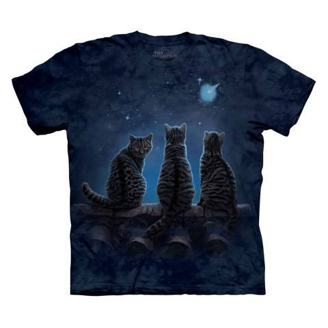 Wish upon a star large tshirt