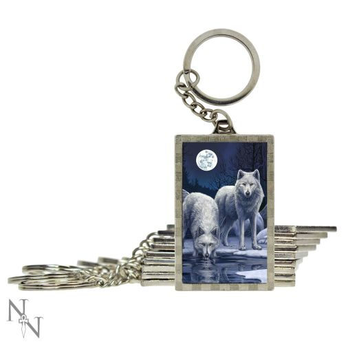 warriors of Winter  keyring double side 3d you wont believe how detailed th