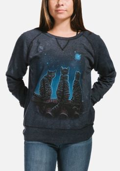 wish upon a star slouchy top large