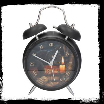 Alarm clock The witching hour. By Lisa Parker