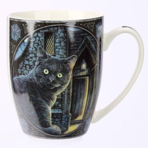 What lies within mug