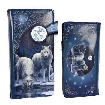 Warriors of Winter Animal friendly purse