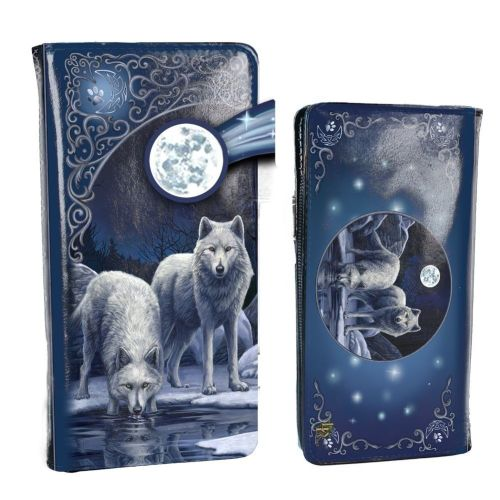 Warriors of Winter Animal friendly purse