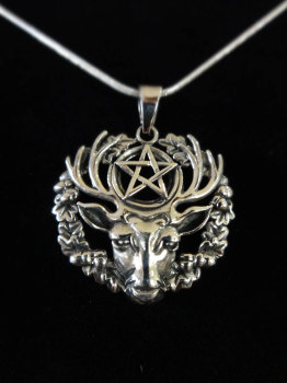 sterling silver heart of the wildwood