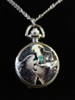 wolf song pocket watch