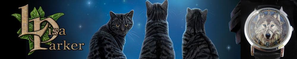 www.lisaparkershop.com, site logo.