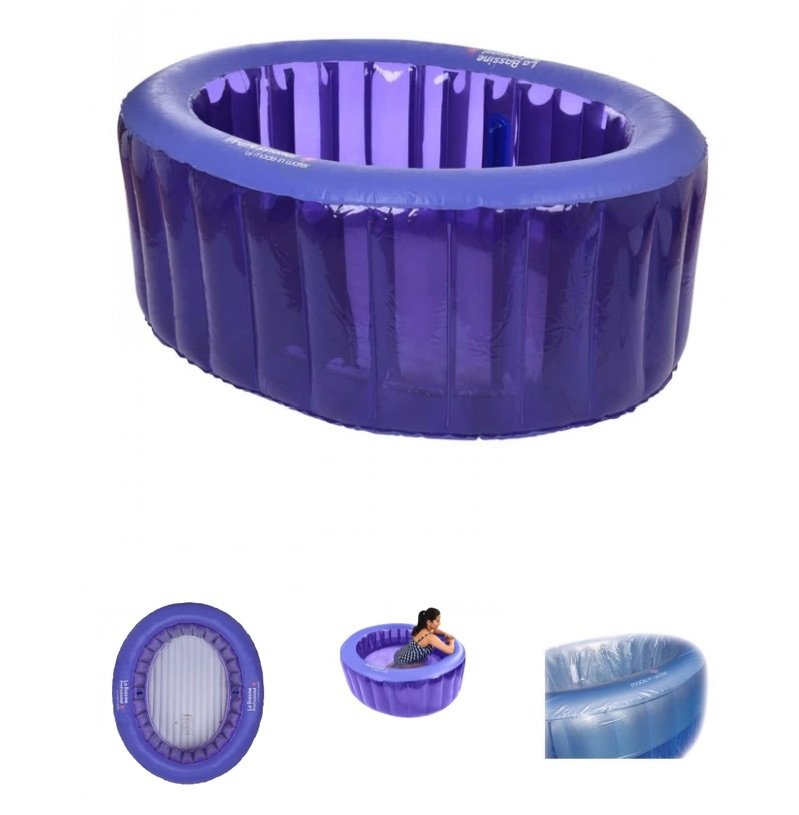 La Bassine original -Hire Pool with Kit