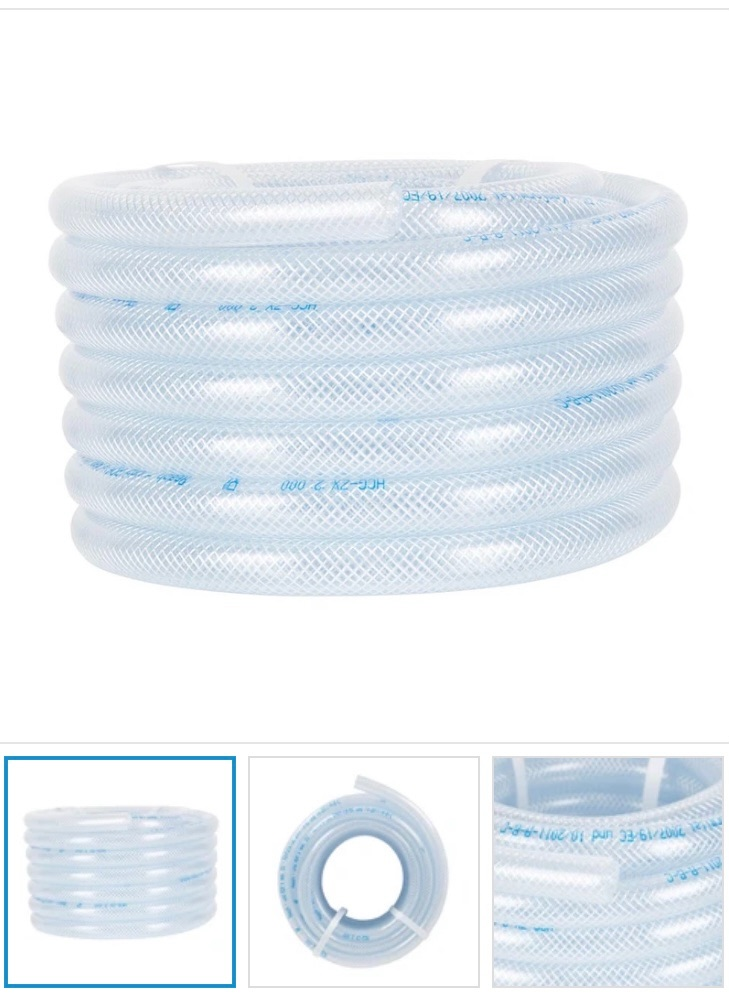 10 meters of non-toxic food grade hose pipe
