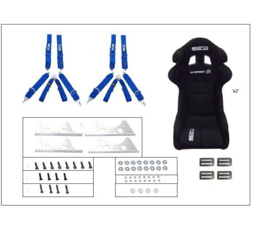R2 SEATS & RESTRAINTS KIT