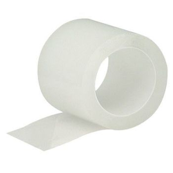 Helicopter tape extra wide Clear polythene tape