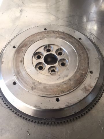 Fiesta R2 Flywheel
