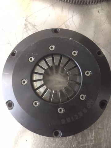 Fiesta R2/R2T AP Racing Clutch Cover