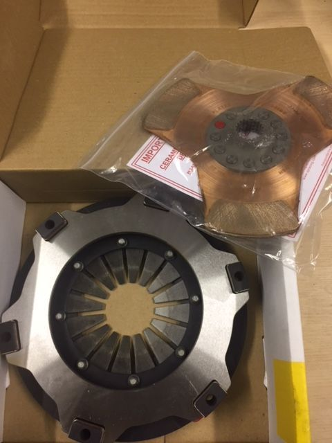 FIESTA R2 1.6 AP CLUTCH KIT