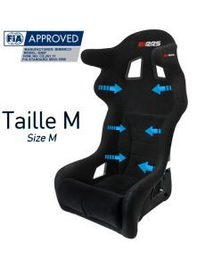 RRS GRIP 2 FIA racing seat 2020- size M