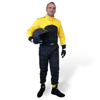 RRS Racing Line race suit Yellow