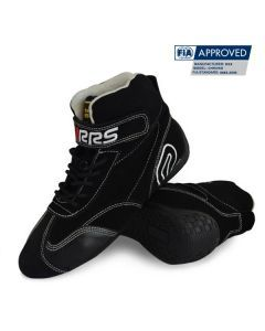 Racing Boots RRS FIA Black