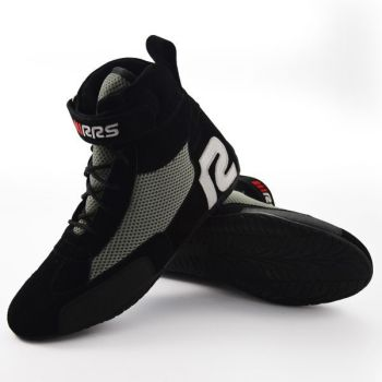 Racing Boots RRS Black / Grey