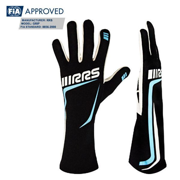 Racing Gloves-FIA Approved