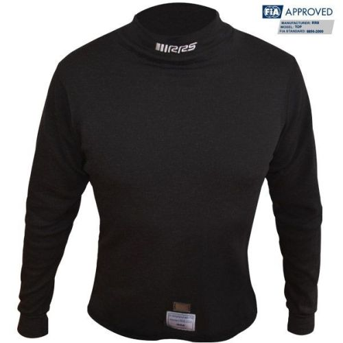 Fireproof Top RRS FIA Black