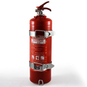2kg ABC powder extinguisher