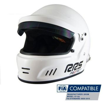 Helmet Protect Full face Rally RRS FIA 8859-2015