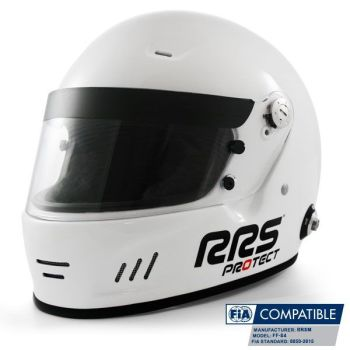 Helmet PROTECT Full face CIRCUIT RRS FIA 8859-2015
