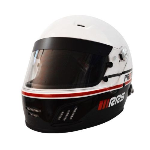 Helmet PROTECT Full face CIRCUIT RRS FIA 8859-2015 - Black