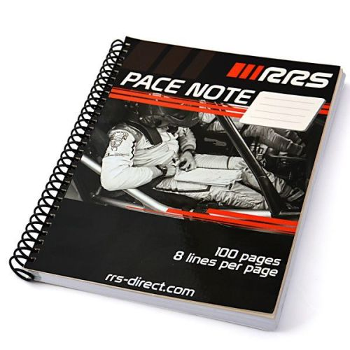 RRS Pace note - XP Book