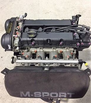 MSPORT R200 ENGINE