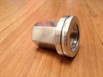 PEUGEOT / CITROEN FLAT OPEN WHEEL NUT