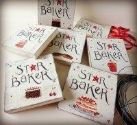 Star baker sign