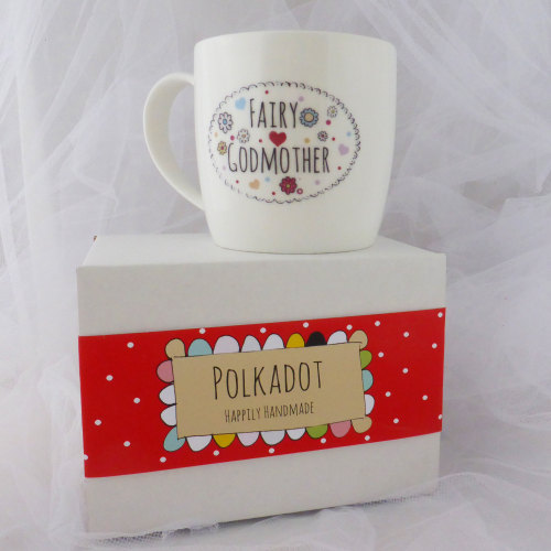 'Fairy Godmother' mug