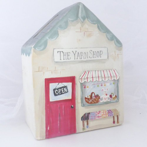 The yarn shop money box