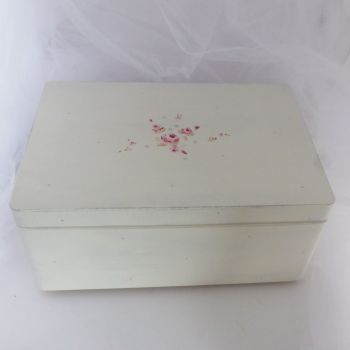medium 'Rosie' Keepsake box