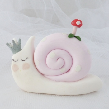 simple toadstool snail