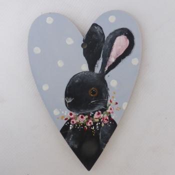 bunny heart #3