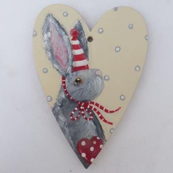 bunny heart #6