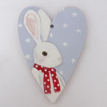 bunny heart #13