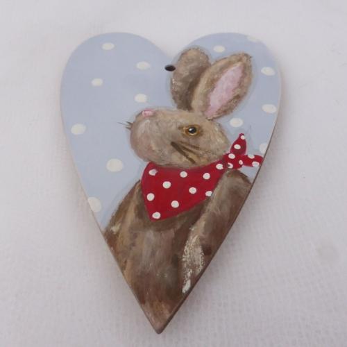 bunny heart #14