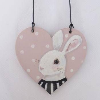 bunny heart mini #2