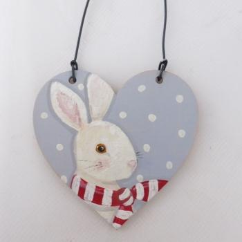 bunny heart mini #3