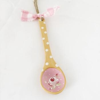 Spoon - rose design