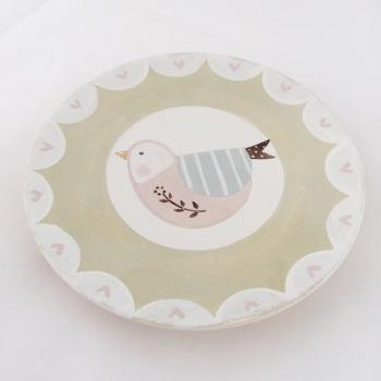 mini wooden plates #2