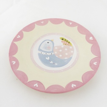 mini wooden plates #3