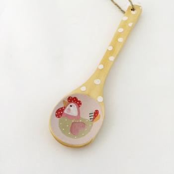 Spoon - chicken design