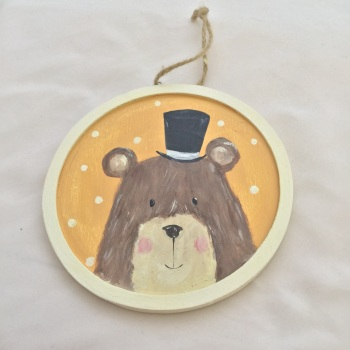 bear top hat