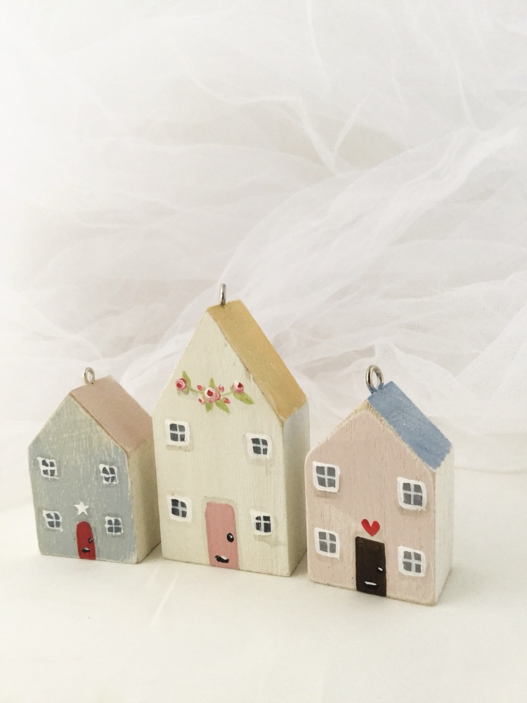 tiny house trio set 5