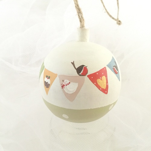 bauble (bunting)