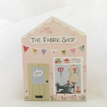 house (fabric shop)